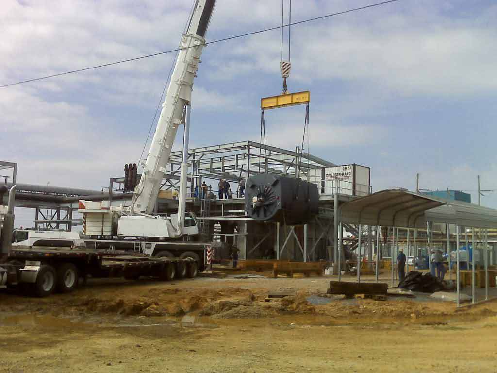 Industrial Crane Services
